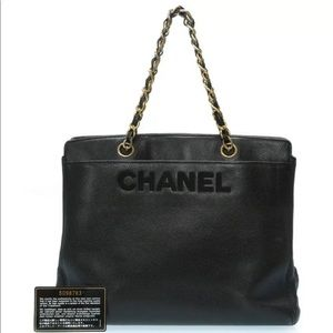 Coming soon chanel caviar tote black
